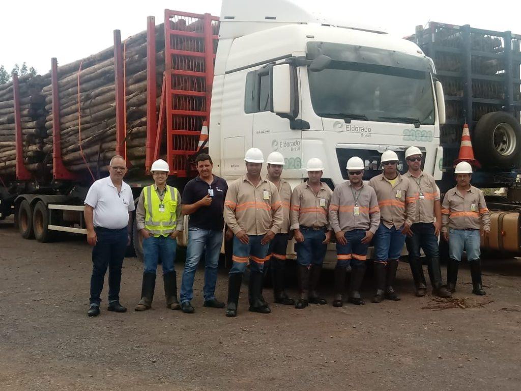 Programa Qualidade e Segurança no Transporte | Operação Florestal Frota Própria/Eldorado Brasil