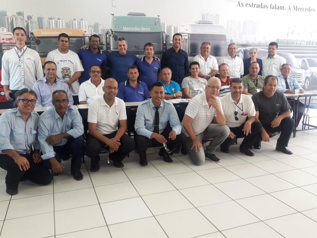 Programa Segurança e Qualidade no Transporte de Passageiros Piccolotur Transportes
