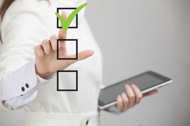 Conheça mais sobre a importância do Check List.